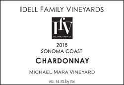 2016 Sonoma Coast - Chardonnay